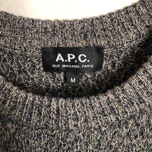 APC Paris Sweater Dress